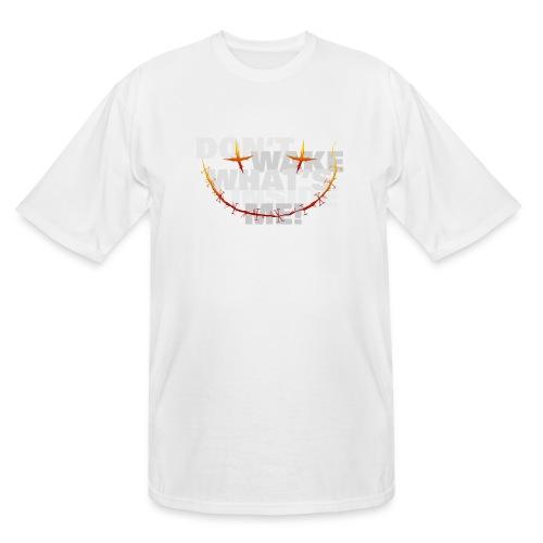freak inside white - Men's Tall T-Shirt