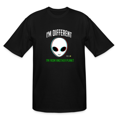 I'm different - Men's Tall T-Shirt