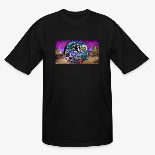 Mother CreepyPasta Land - Men's Tall T-Shirt