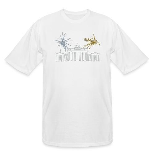 Brandenburg Gate Berlin - Men's Tall T-Shirt