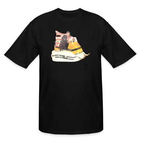 Okeefe-skidoo - Men's Tall T-Shirt
