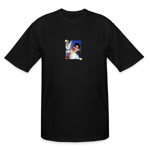 WITH PIC - Men's Tall T-Shirt