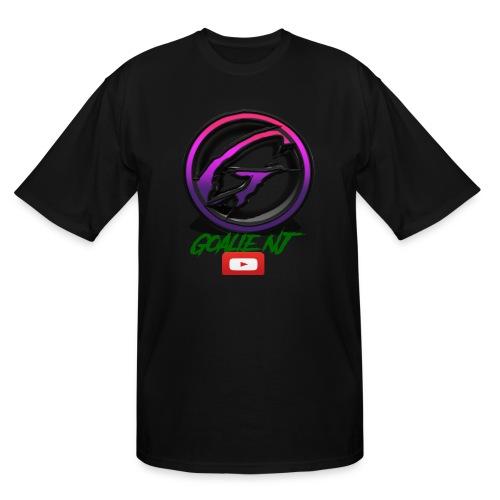 goalie nj logo - Men's Tall T-Shirt