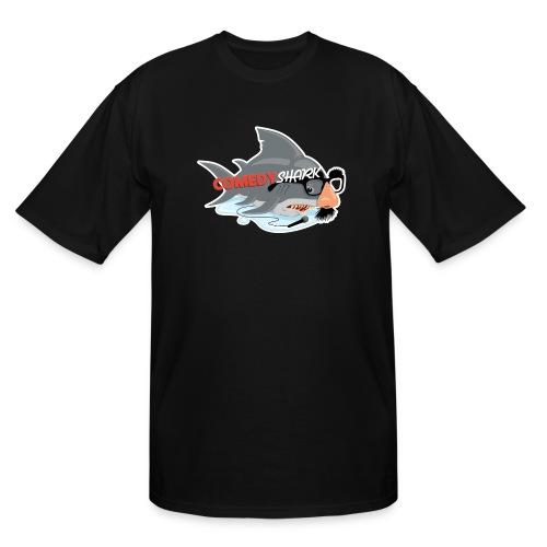 ComedyShark - Men's Tall T-Shirt