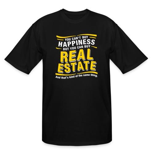 happiness-shirt - Men's Tall T-Shirt