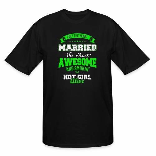 Married Husband - Men's Tall T-Shirt