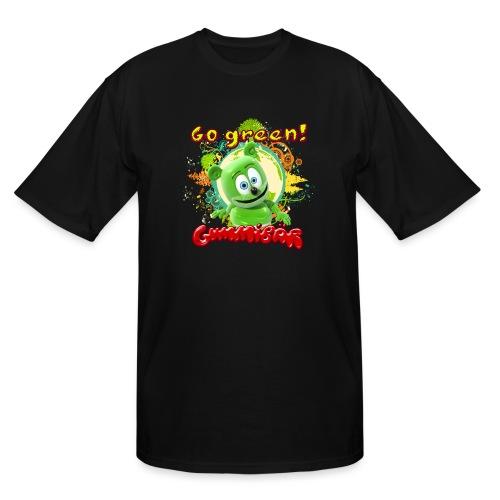 Gummibär Go Green Earth Day Trees - Men's Tall T-Shirt