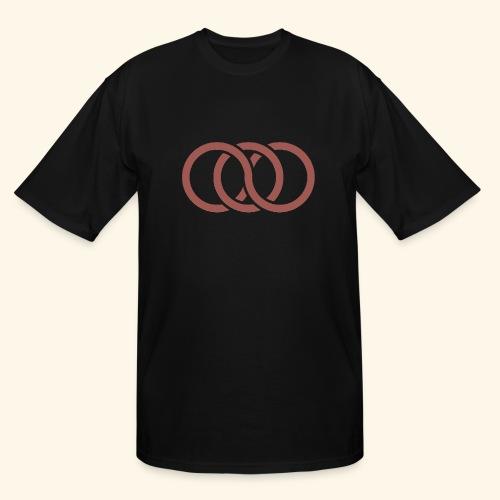 circle paradox - Men's Tall T-Shirt