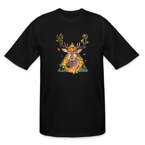 The Spirit of the Forest - Men's Tall T-Shirt