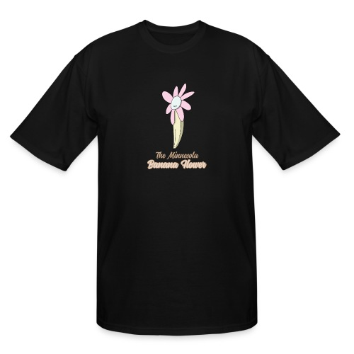 The Minnesota Banana Flower - Men's Tall T-Shirt