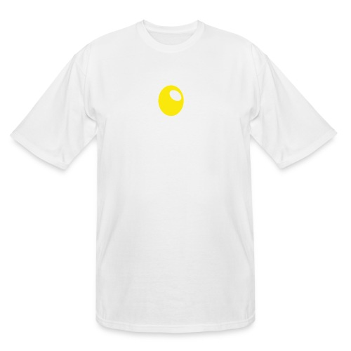 Existential Fried Egg - Men's Tall T-Shirt