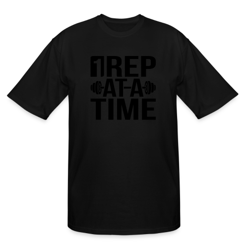 1Rep at a Time - Men's Tall T-Shirt