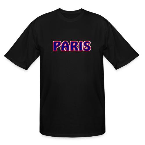 Paris - Men's Tall T-Shirt