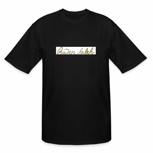 raden saleh signature shirts gross - Men's Tall T-Shirt