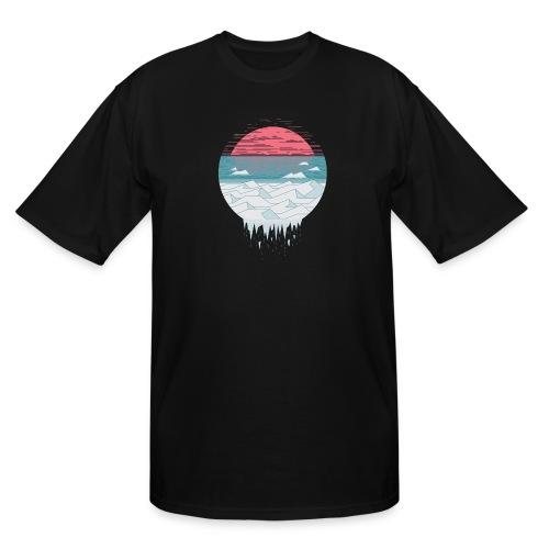 Solitude - Men's Tall T-Shirt