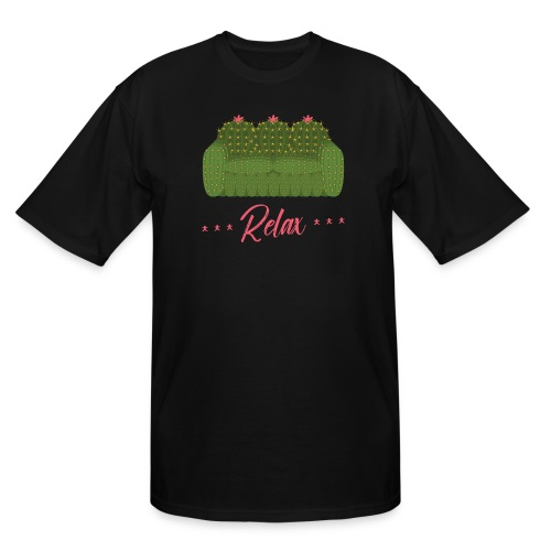 Relax! - Men's Tall T-Shirt