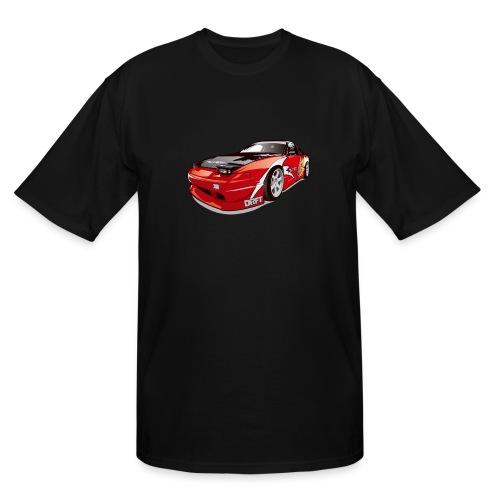 cars drift - Men's Tall T-Shirt