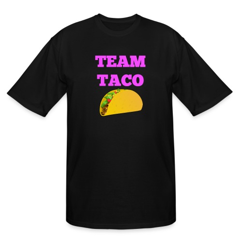TEAMTACO - Men's Tall T-Shirt