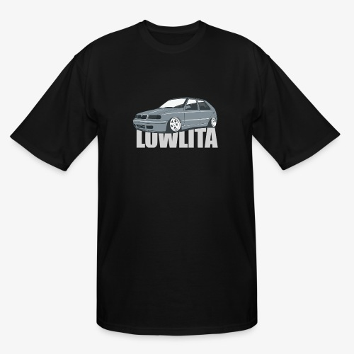 felicia lowlita - Men's Tall T-Shirt