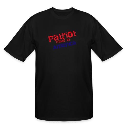 Patriot mug - Men's Tall T-Shirt