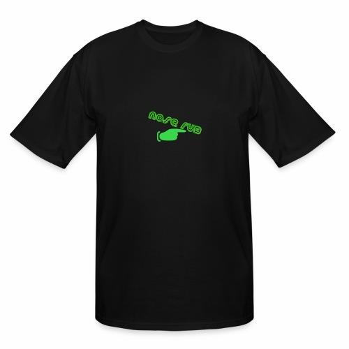 Nose rub - Men's Tall T-Shirt