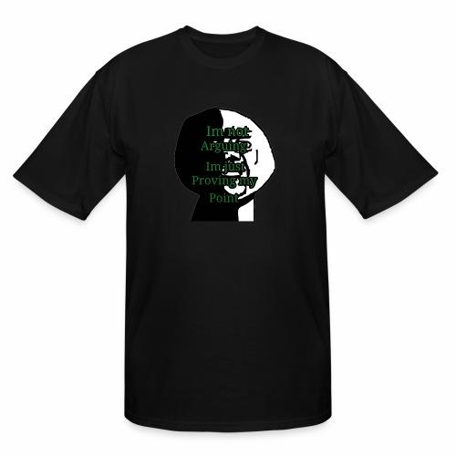 Im right - Men's Tall T-Shirt