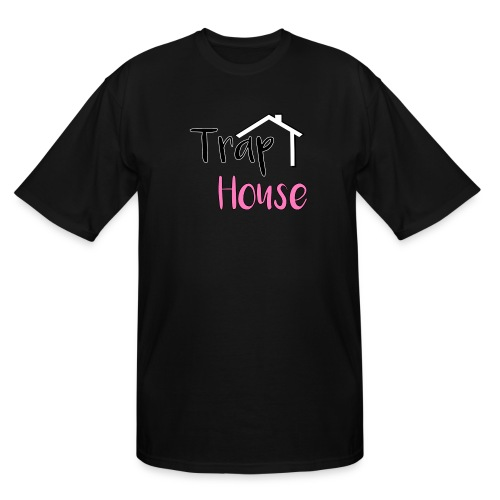 Trap House inspired by 2 Chainz. - Men's Tall T-Shirt