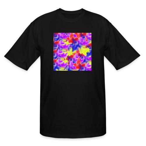 A Splash of Colour - Men's Tall T-Shirt