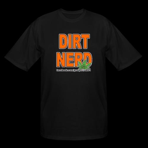 Dirt Nerd - Men's Tall T-Shirt