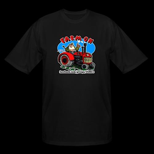 Mr Natural Farm On - Men's Tall T-Shirt