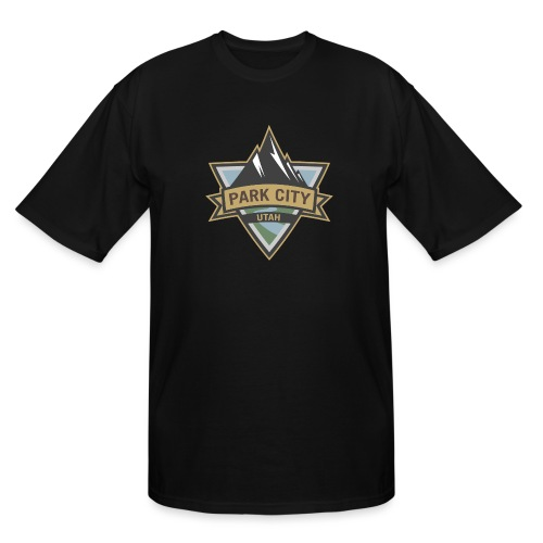 Park City, Utah - Men's Tall T-Shirt