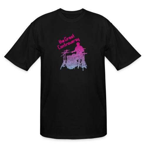 The Great Controversy PB - Men's Tall T-Shirt