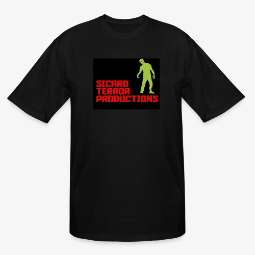 Sicard Terror Productions Merchandise - Men's Tall T-Shirt