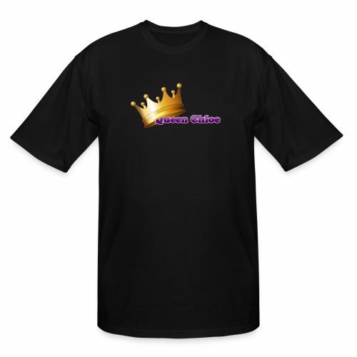 Queen Chloe - Men's Tall T-Shirt