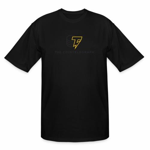 cointelegraph branding - Men's Tall T-Shirt