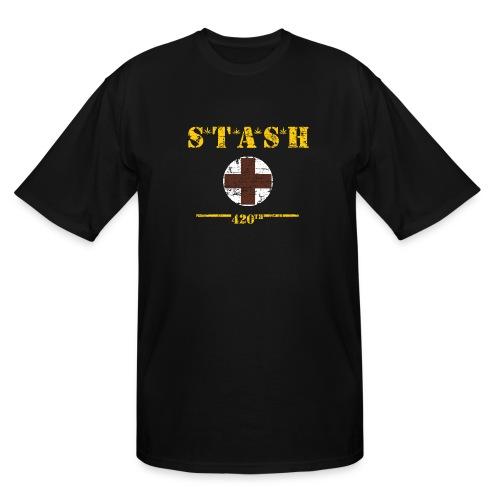 STASH-Final - Men's Tall T-Shirt