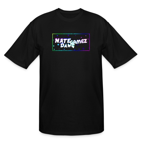 NateDawg Gamez Merch - Men's Tall T-Shirt