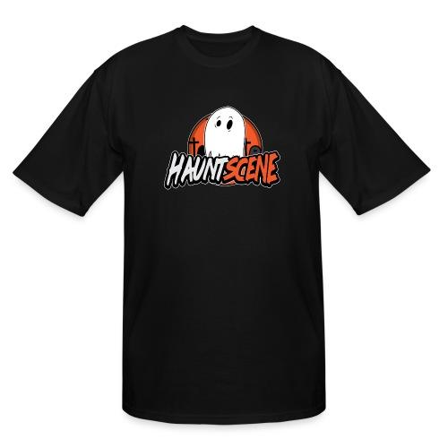 HauntScene Modern Logo 2020 - Men's Tall T-Shirt