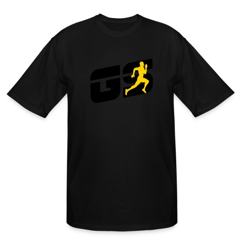 sleeve gs - Men's Tall T-Shirt