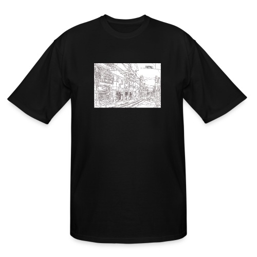 StreetLines - Men's Tall T-Shirt
