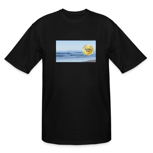 Beach Collection 1 - Men's Tall T-Shirt