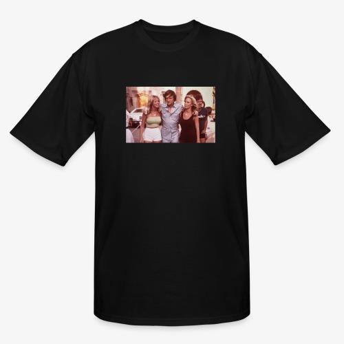 Hugh Hefner - Men's Tall T-Shirt