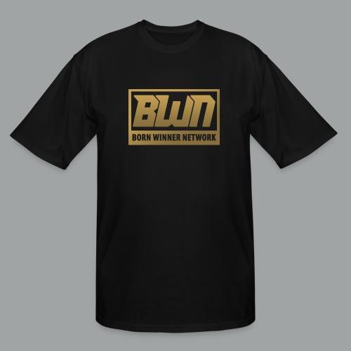BWN (Gold) - Men's Tall T-Shirt