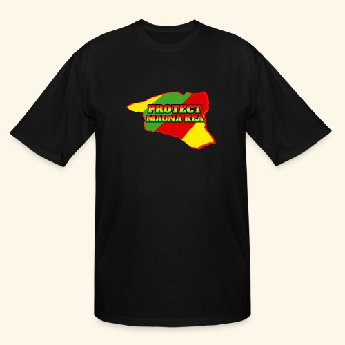 Mauna Kea - Men's Tall T-Shirt