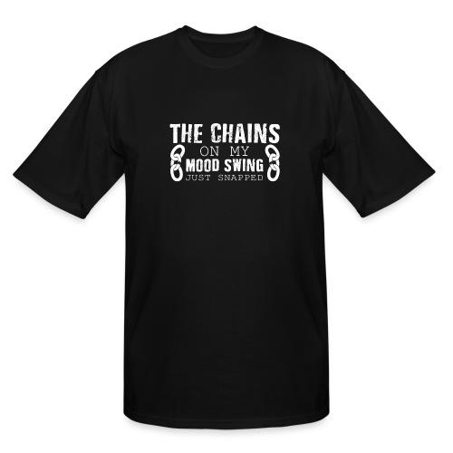 Mood Swings - Men's Tall T-Shirt