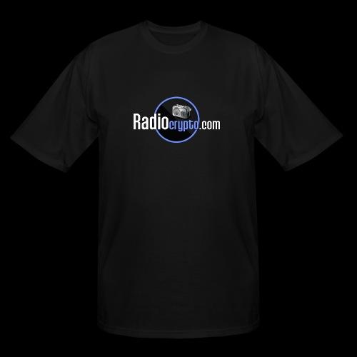 RadioCrypto Logo 1 - Men's Tall T-Shirt