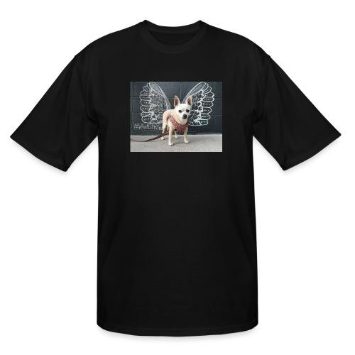 What Lifts You - Men's Tall T-Shirt