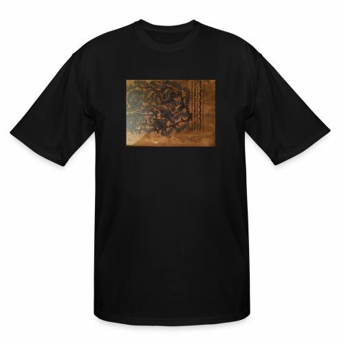 Dilfliremanspiderdoghappynessdogslikeitverymuchtha - Men's Tall T-Shirt