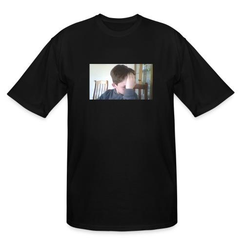 Luiz FAce!! - Men's Tall T-Shirt