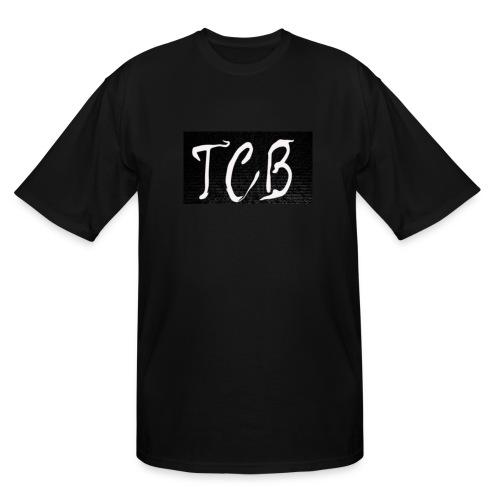 The Crazy Bros flag - Men's Tall T-Shirt